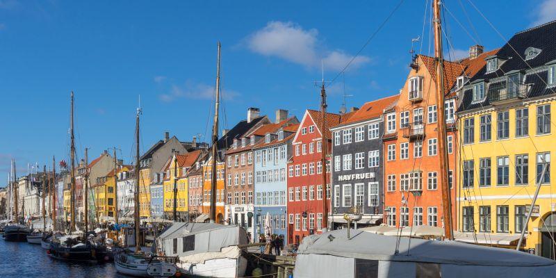 Nyhavn, Kodaň, Dánsko